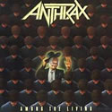 ANTHRAX / Among The Living