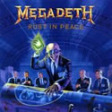 MEGADETH / Rust In Peace