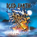 ICED EARTH / Alive In Athens